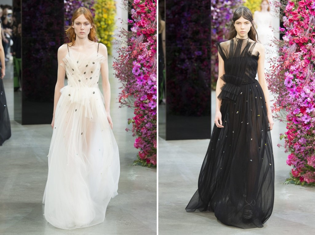 NY FASHION WEEK 2018 - VESTIDOS JASON WU