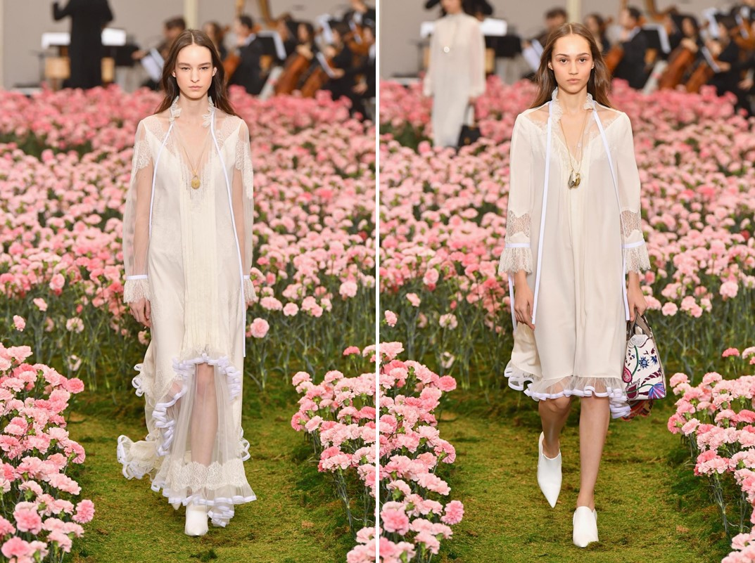 NY FASHION WEEK 2018 - VESTIDOS TORY BURCH