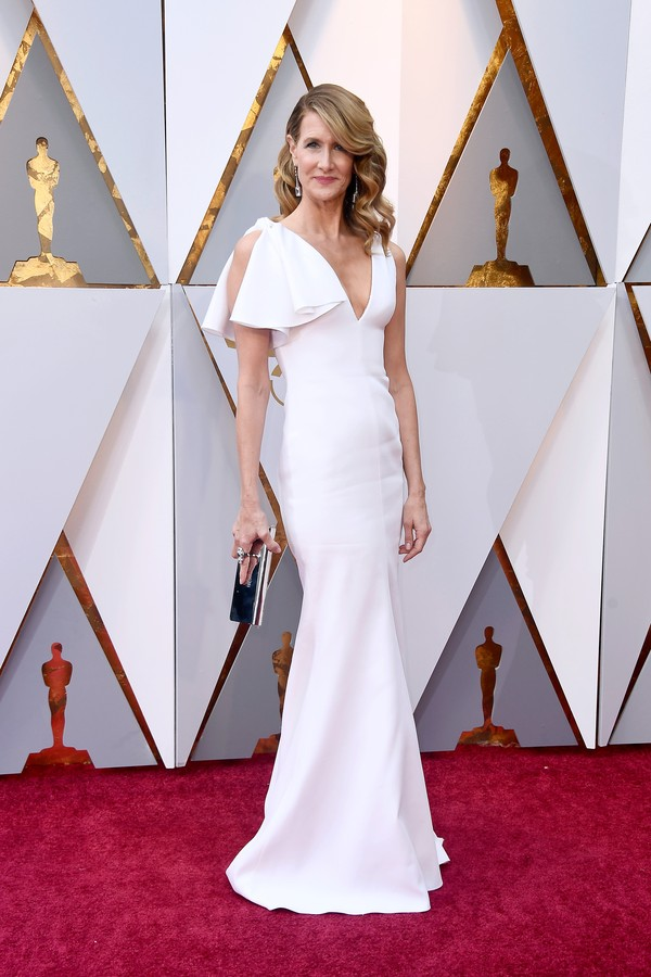 VESTIDOS DO OSCAR 2018 - LAURA DERN