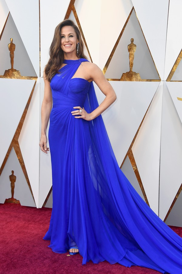 VESTIDOS DO OSCAR 2018 - JENNIFER GARNER
