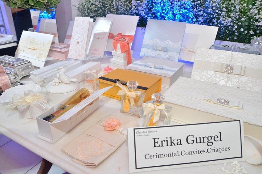 Chá das noivas por Erika Gurgel
