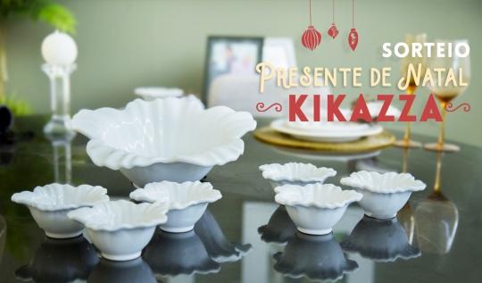 Sorteio - Presente de Natal Kikazza
