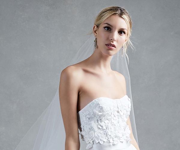 Vestidos de Noiva Oscar de La Renta - NY Bridal Week 2017