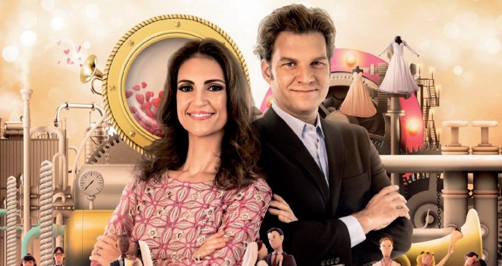 Novo programa de Tv: Fábrica de Casamentos