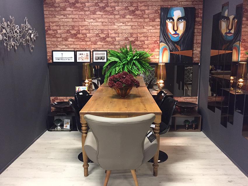 Nova loja Kikazza apresenta mostra de decoração