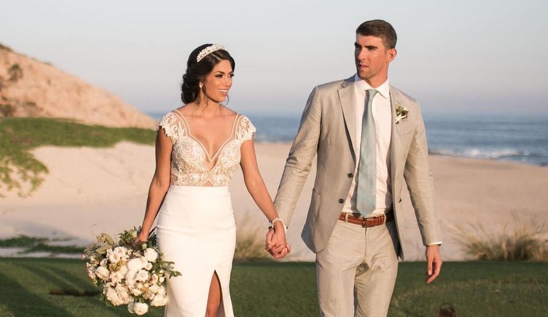 Casamento Michael Phelps e Nicole Johnson