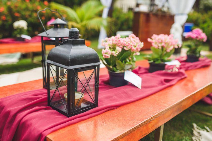 5 dicas para uma decoração de casamento romântica