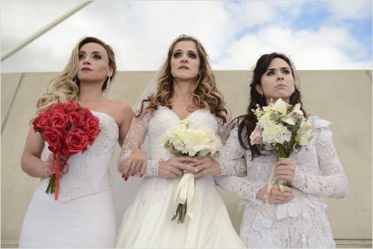 Os vestidos usados no filme - Loucas pra Casar