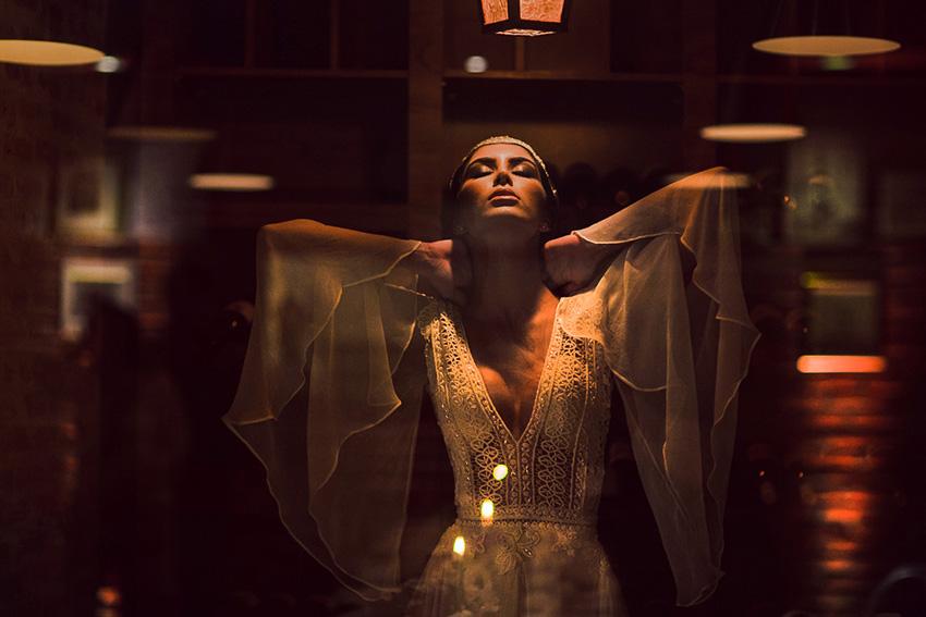 Vestidos Vintage Boho {Editorial}