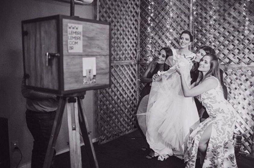 6 motivos para contratar foto lembrança para casamento