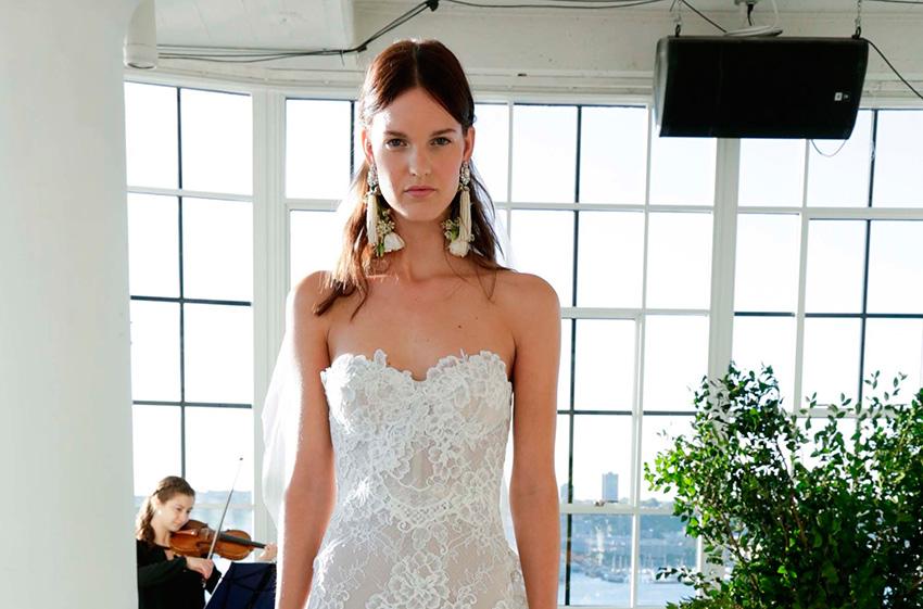 Vestidos de noiva Marchesa - NY Bridal Week 2017