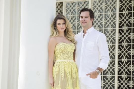 Ensaio de Mariana e André