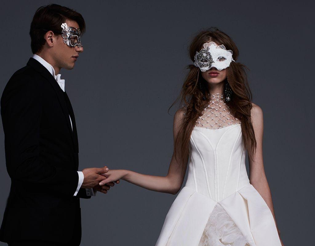 Vestidos de Noiva Vera Wang - NY Bridal Week 2017