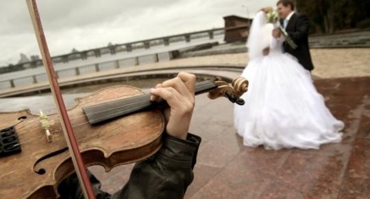 Escolhendo o repertório musical do casamento