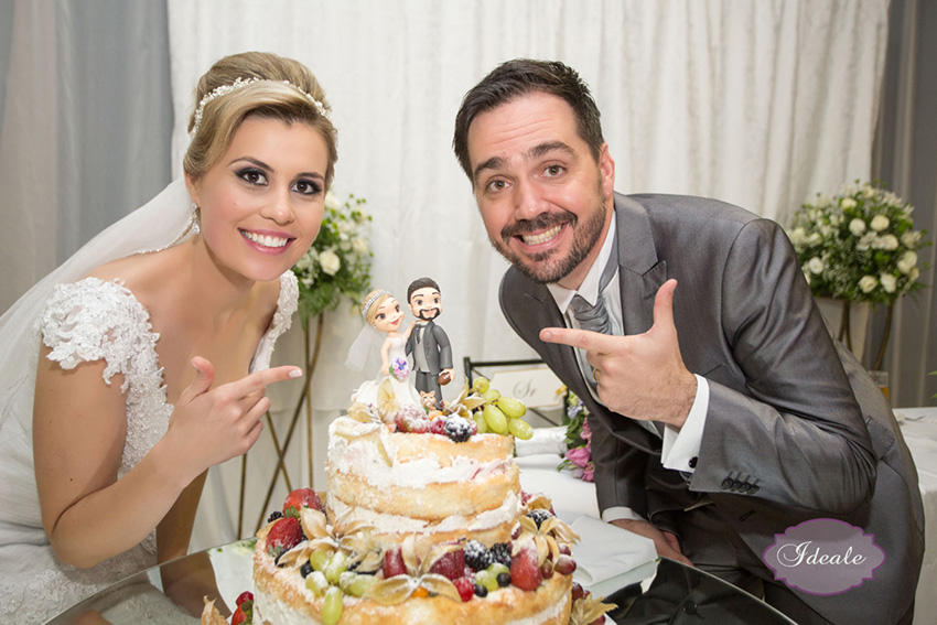 Casamento em Curitiba: Camila e Rodrigo