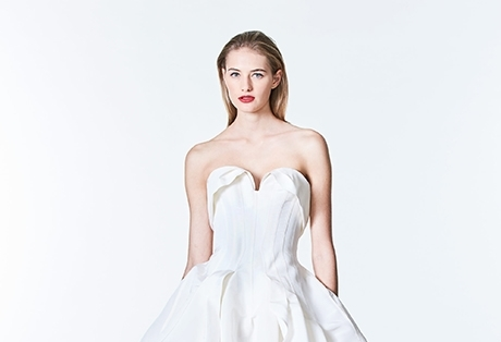 Vestidos de Noiva Carolina Herrera - NY Bridal Week 2017