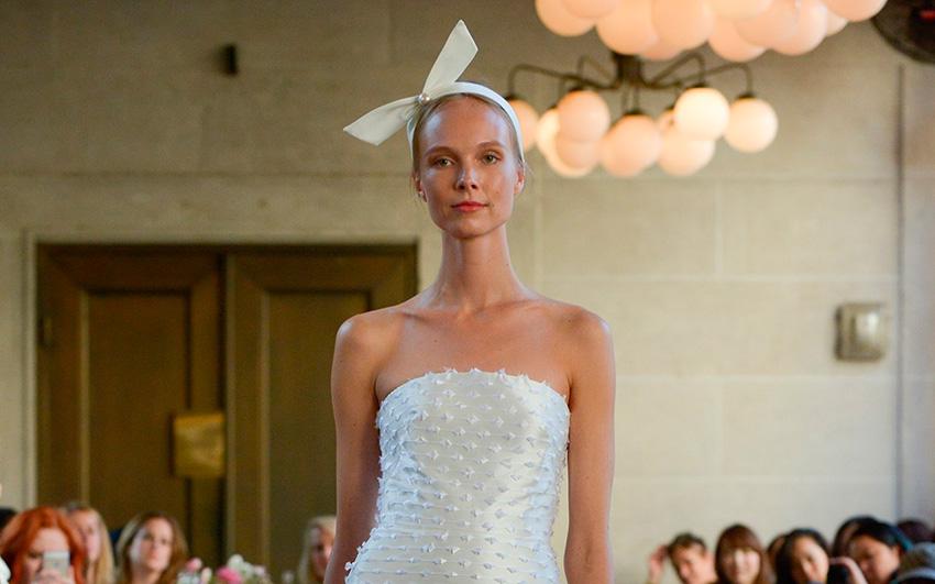 Vestidos de Noiva Lela Rose - NY Bridal Week 2017