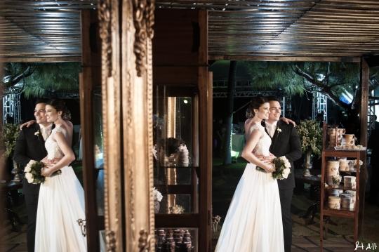 Casamento de Priscila e Fabio
