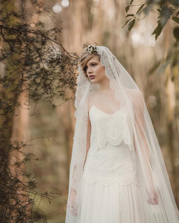 Vestidos para casamento no campo