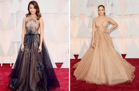 Os belos vestidos do #RedCarpet