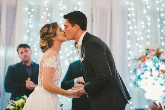 Casamento de Tarcilla e Simão