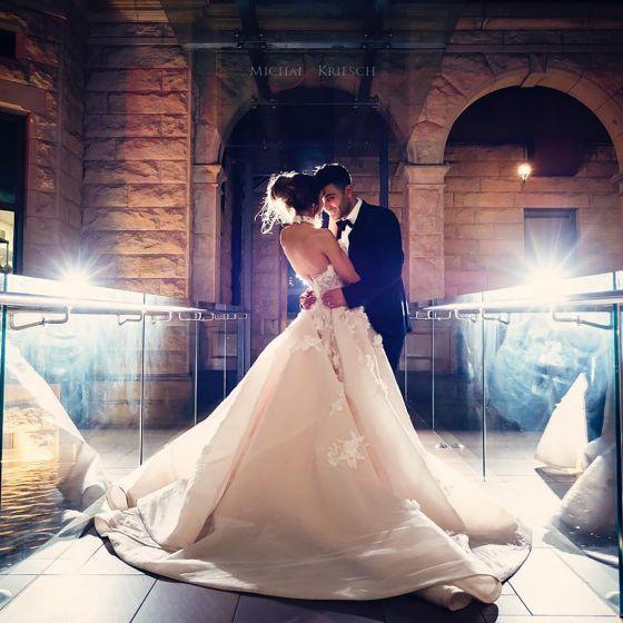 A música da primeira dança dos noivos