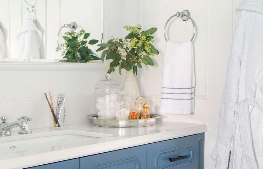 Bandeja para banheiro: 6 formas fáceis de decorar