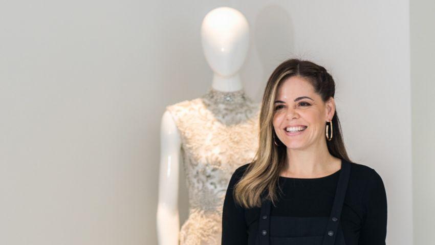 Bate-papo com a estilista Alessandra Sobreira - Vestido de casamento