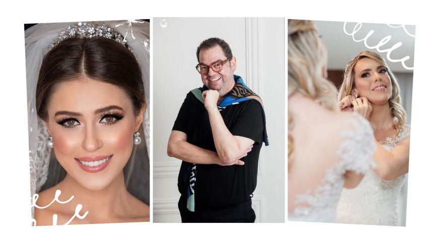 Bate-papo com Jr. Mendes - Beleza da noiva para casamento