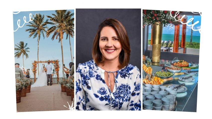 Bate-papo com Rosaline Pinheiro - Saiba mais sobre o Porto Pinheiro Recepções