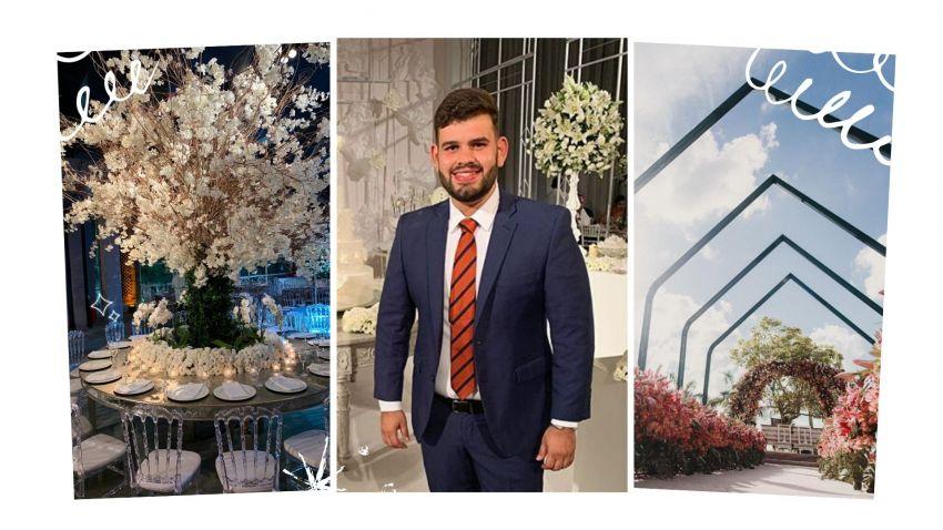 Bate-papo com Waslley Carvalho - Tudo sobre decoração de casamento