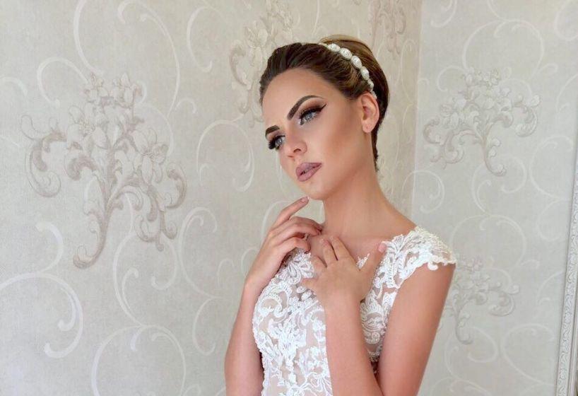 Beleza da noiva por Carolina Rocha