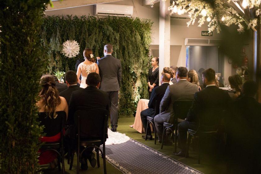 Buffet para mini wedding - Arvoredo