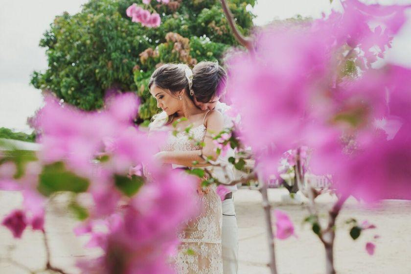 Cerimônia Religiosa - Casamento de Alyne  Cavalcanti e Leonardo Bezerra