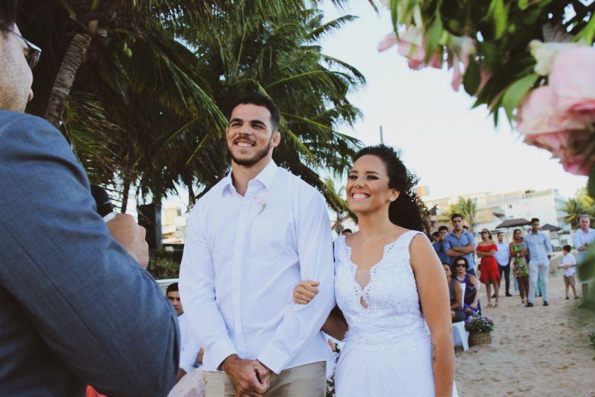 Casamento em João Pessoa Bárbara e Roosevelt
