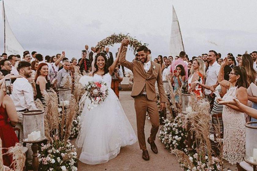 Casamento: Camila Maranhão e Mateus Ferreira