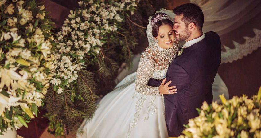 Casamento Caroline Braga e Thiago Cavalcanti