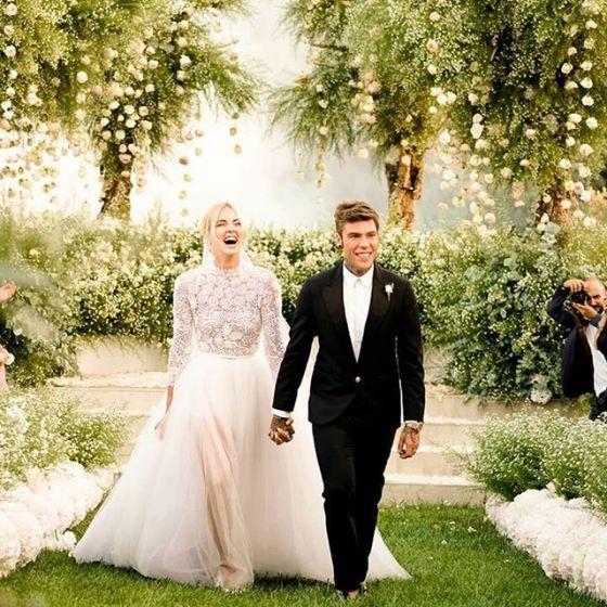 Casamento Chiara Ferragni e Fedez