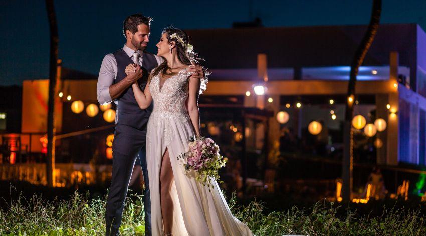 Casamento em João Pessoa de Cibelli e Daniel