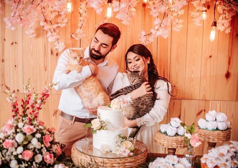 Casamento Civil em Casa - Jenniffer e Guilherme