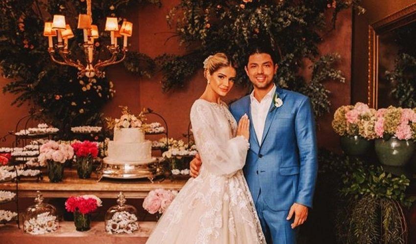Casamento  Civil Religioso - Thassia Naves e Artur Attie