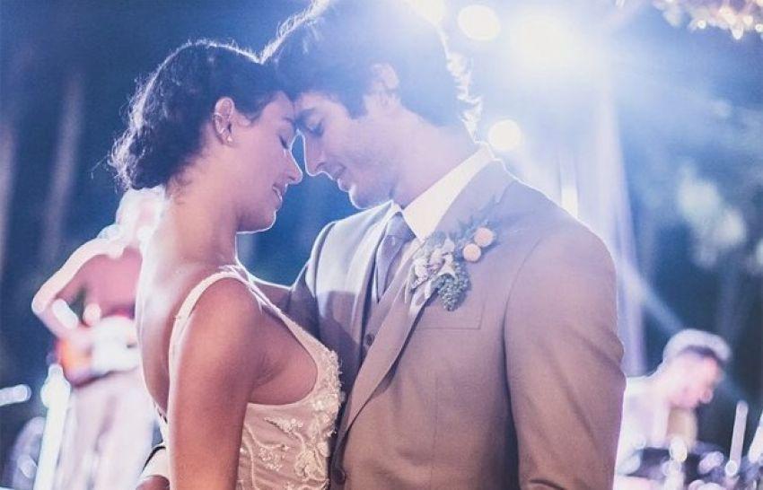 Casamento da atriz Isis Valverde e o modelo André Resende