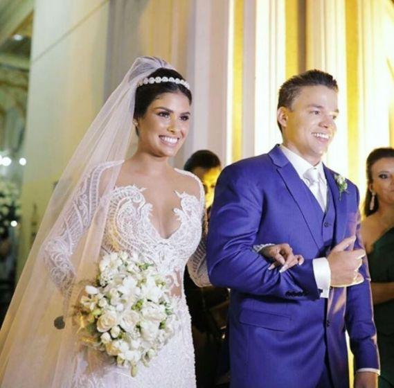 Casamento da vencedora do BBB 16, Munik Nunes.