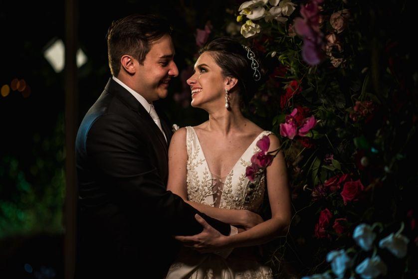 Casamento de Bárbara e Tércio