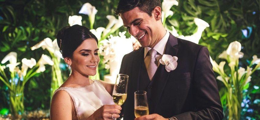 Casamento de Nicole e João Rafael
