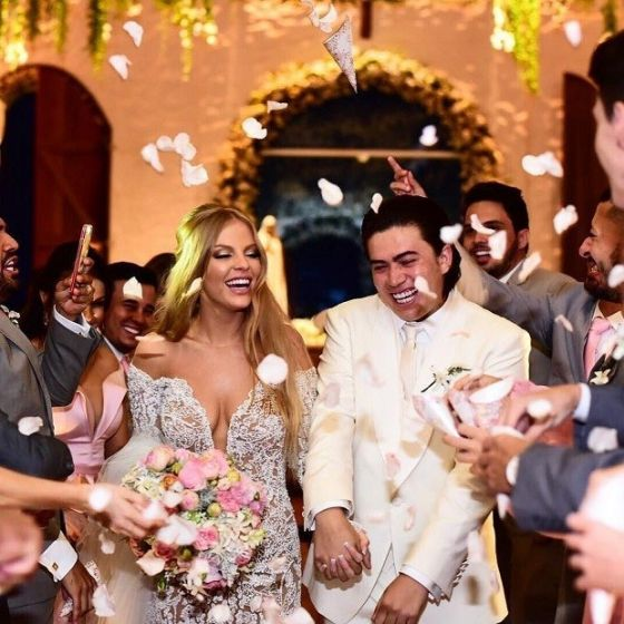 Casamento de Whindersson Nunes e Luisa Sonza