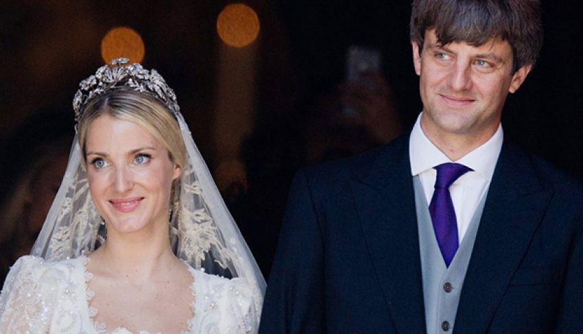 Casamento da Realiza: Ekaterine Malysheva e o Príncipe Ernst August
