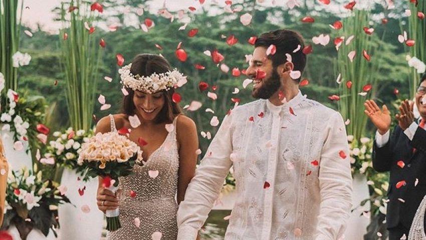 Casamento em Bali - DJ Alok e Romana Novais