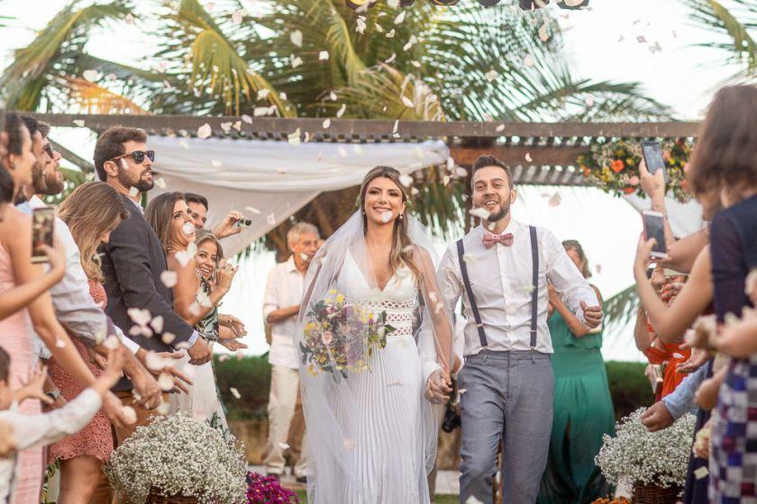 Casamento em João Pessoa: Camila e Caio