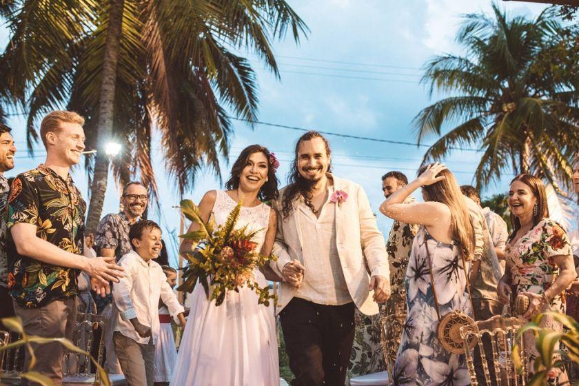 Casamento em João Pessoa: Cecília e André